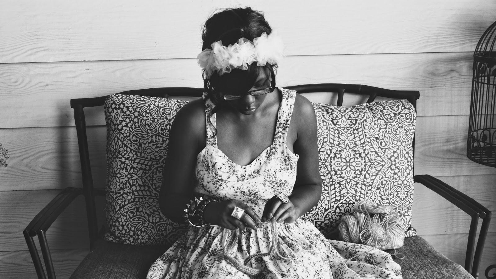Dream in Vintage blogger Ashlee