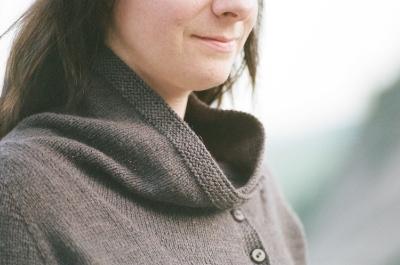 Moto Jacket by Hannah Fettig
