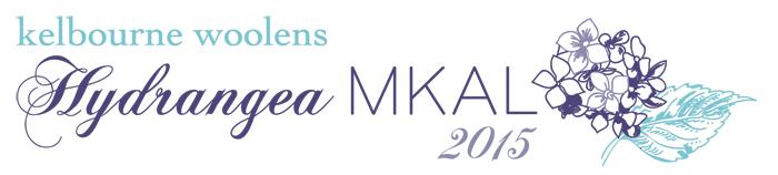 Kelbourne Woolens Hydrangea MKAL 2015