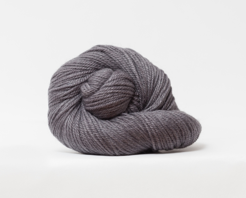 Lemur in Canopy Worsted from The Fibre Co. Distributed in N. America by Kelbourne Woolens