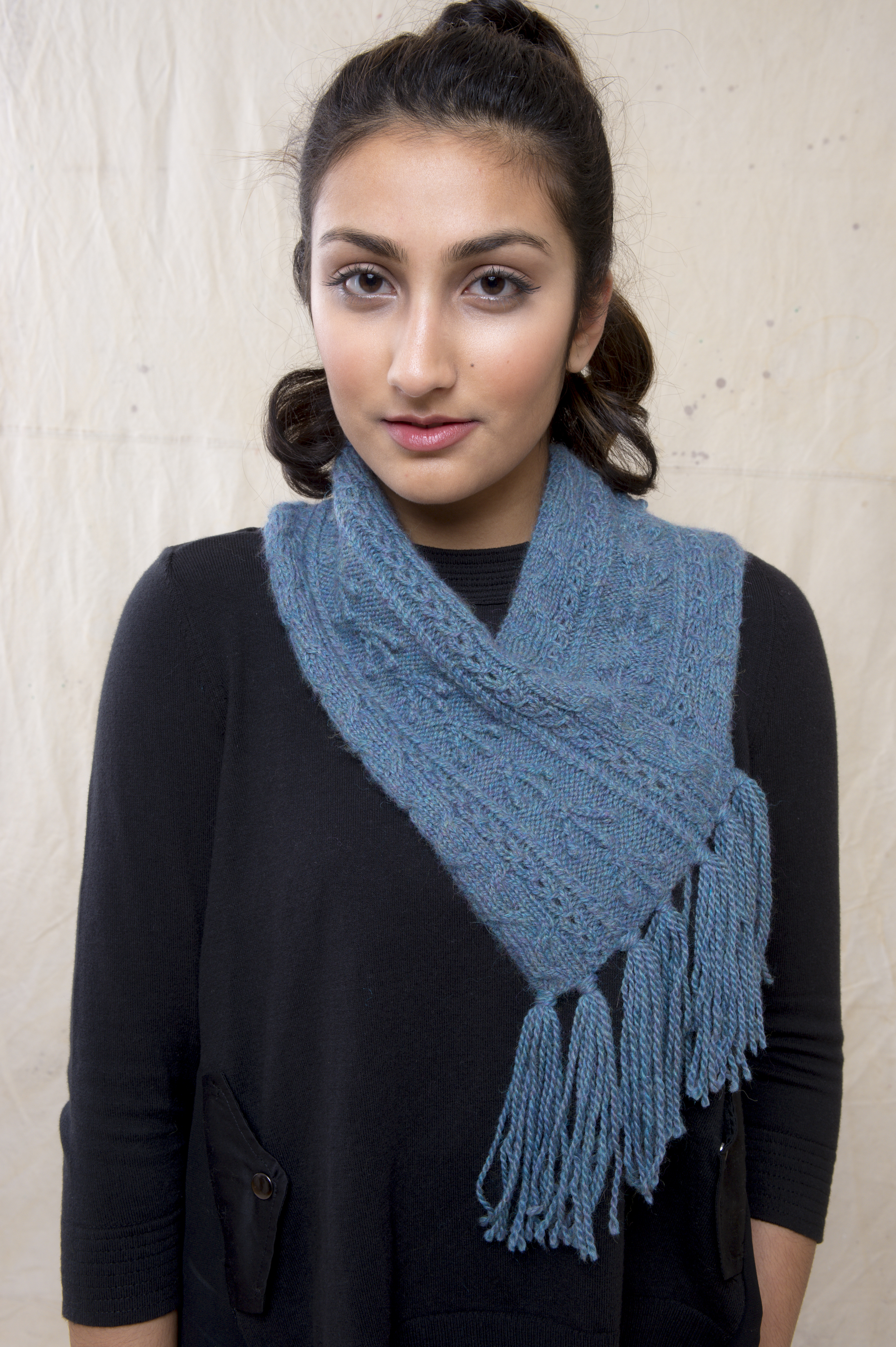 Galway Knit Scarf