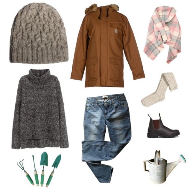 KW Style It: Seathwaite Hat / Fall Garden