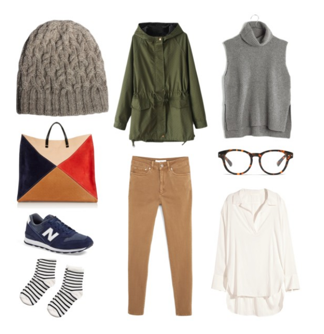 KW Style It: Seathwaite Hat / Everyday