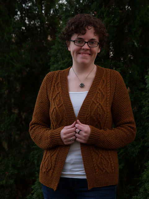 Keswick by Kate Gagnon Osborn knit by Janet in Cumbria