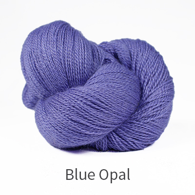 The Fibre Co Road to China Lace Blue Opal