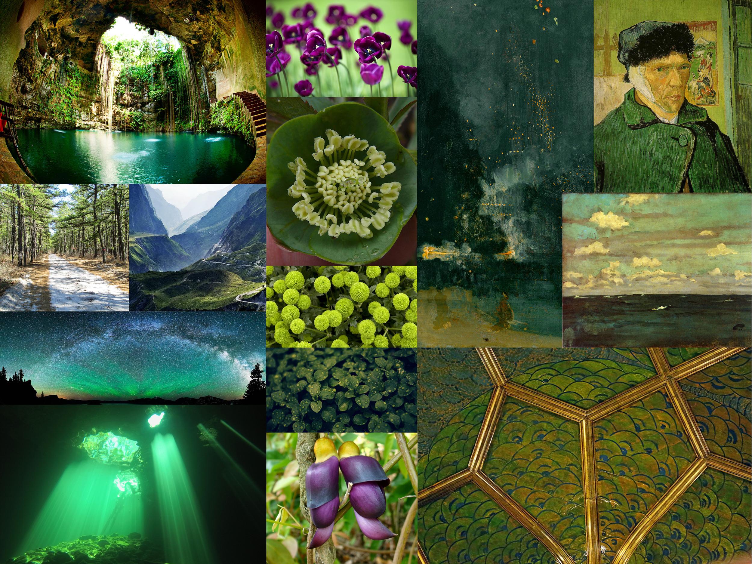 colorstories; green
