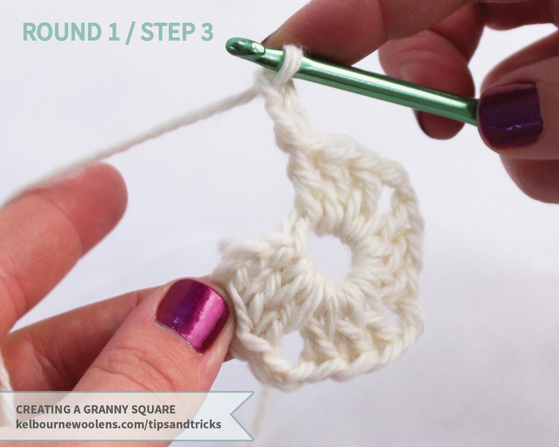 KW Tips + Tricks: Granny Square