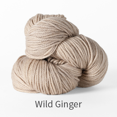 The Fibre Co. Canopy Worsted Wild Ginger