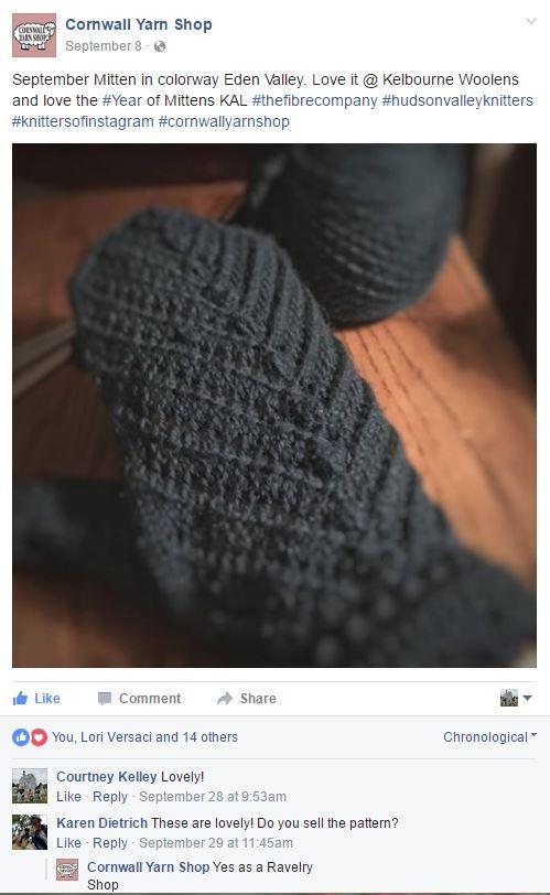 year of mittens cornwall yarn shop