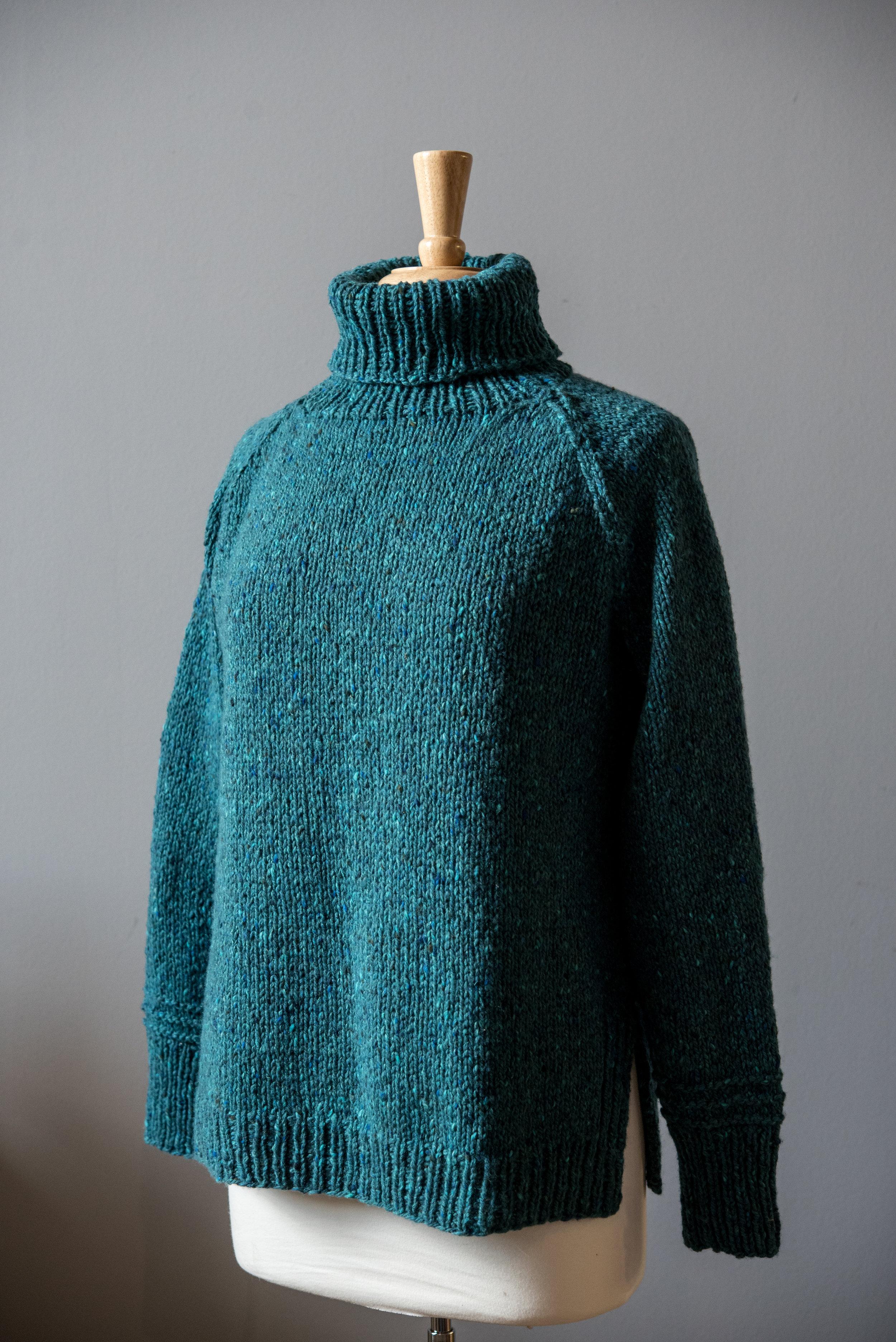 The Fibre Co Arranmore, Carrowkeel sweater