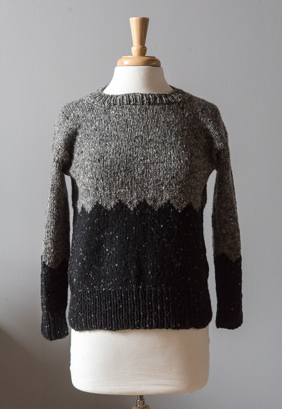 The Fibre Co. Arranmore, wild atlantic way sweater