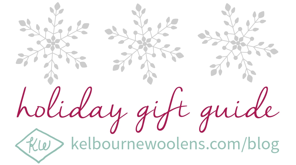 Kelbourne Woolens Holiday Gift Guide