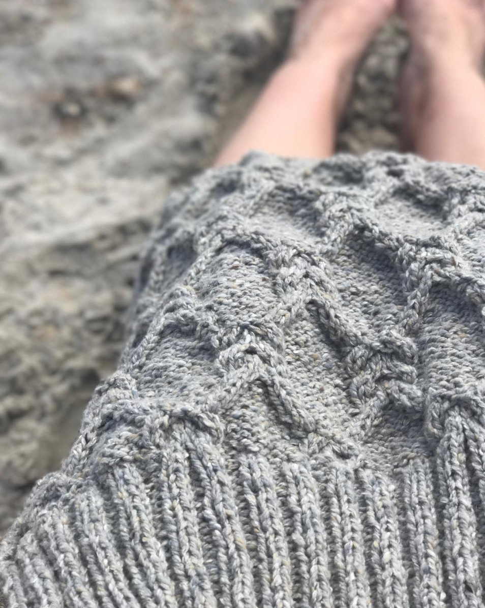 Finn Valley Sweater by Kate Gagnon Osborn in The Fibre Co Arranmore