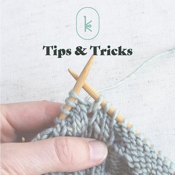 Kelbourne Woolens Tips and Tricks