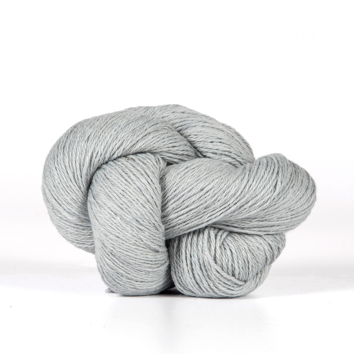 BIO BALANCE /       55% Organic Wool, 45% Organic Cotton  246 yds (225 m) / 50 gm hank