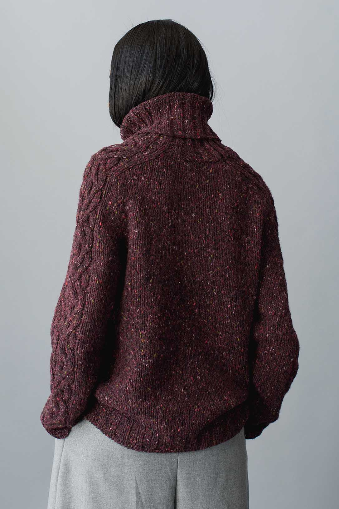 Charles Pullover by Michelle Wang