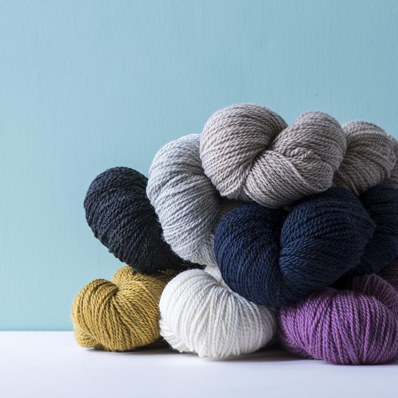 SCOUT   100% Wool  274 yard / 100 gm skein