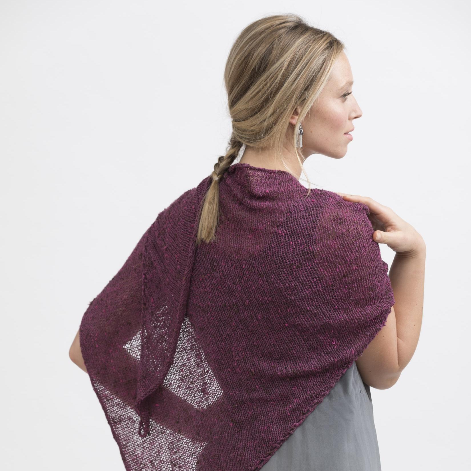 Hewson Tussah Tweed Knit Simple Magazine.JPG