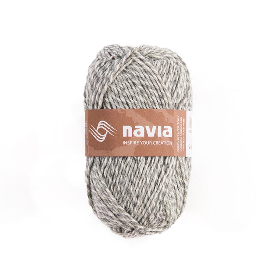 Navia Sock light marl 513