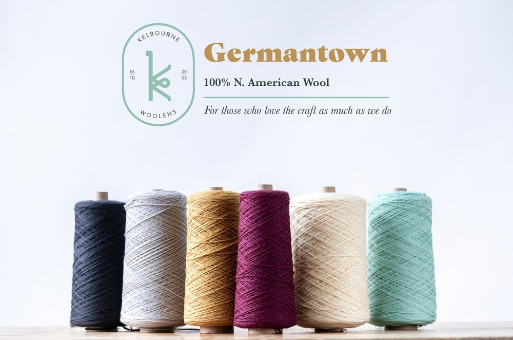 Germantown Announcement Kelbourne Woolens