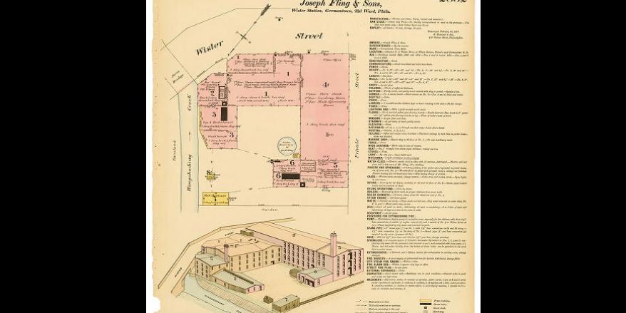 Joseph Fling Germantown Yarn Mill