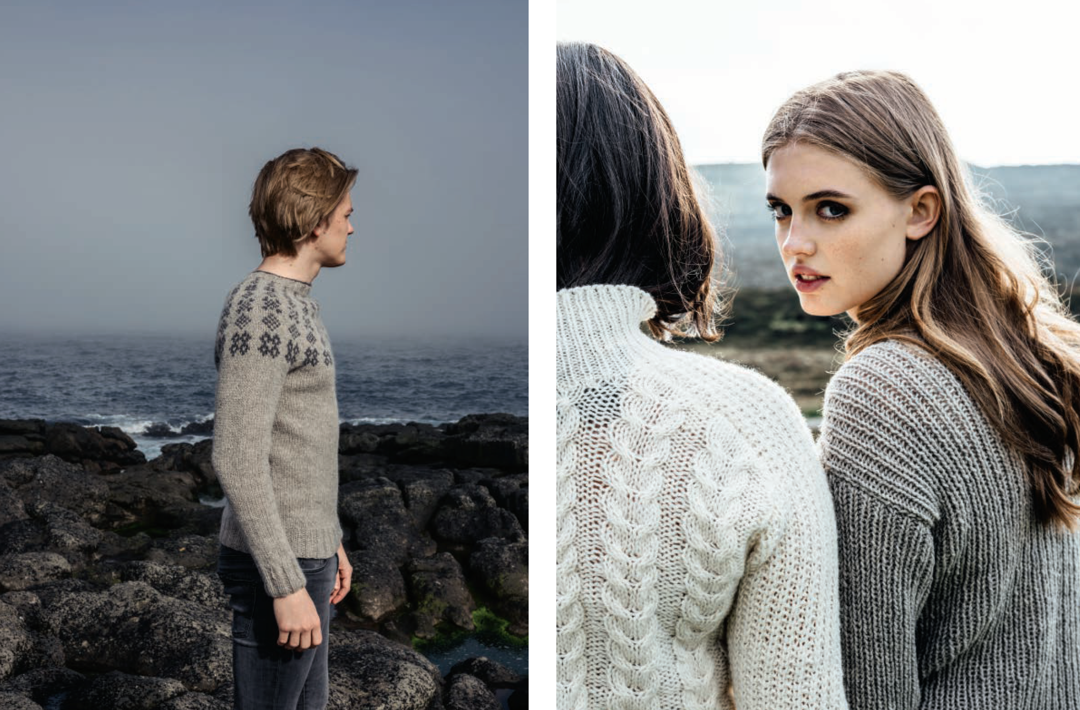 Navia Sweaters.
