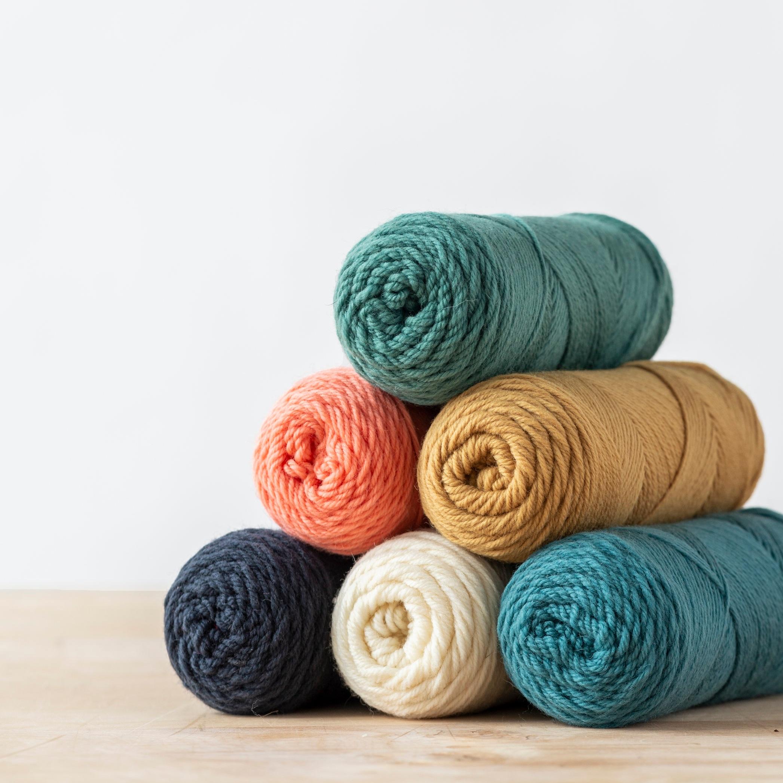 GERMANTOWN   100% N. American wool  220 yard / 100 gm skein