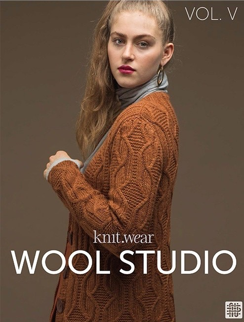 Wool Studio Fall/Winter 2018