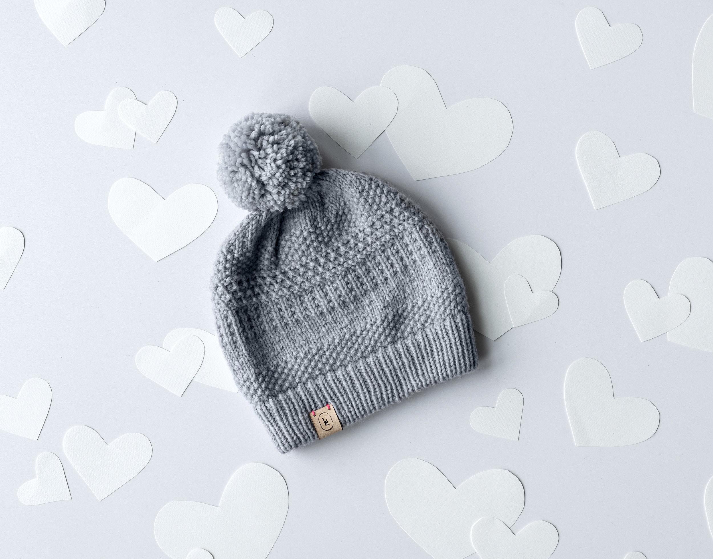 February Hat by Kate Gagnon Osborn