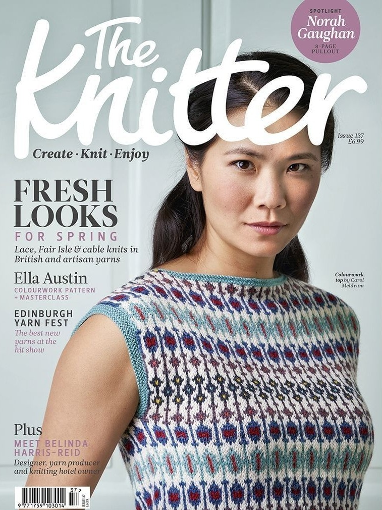 The Knitter,  Issue 137