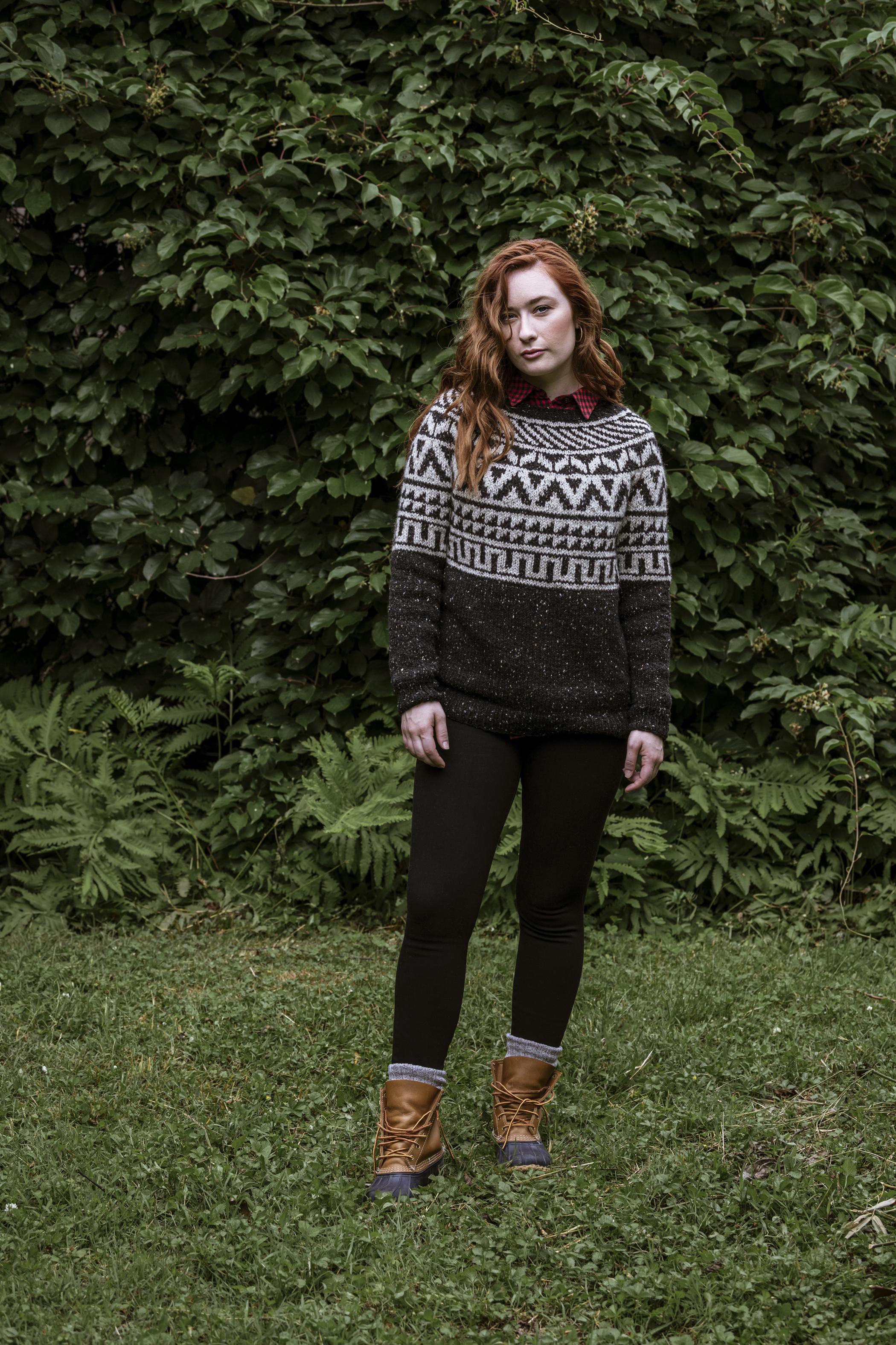 Newbold  - Kelbourne Woolens Lucky Tweed