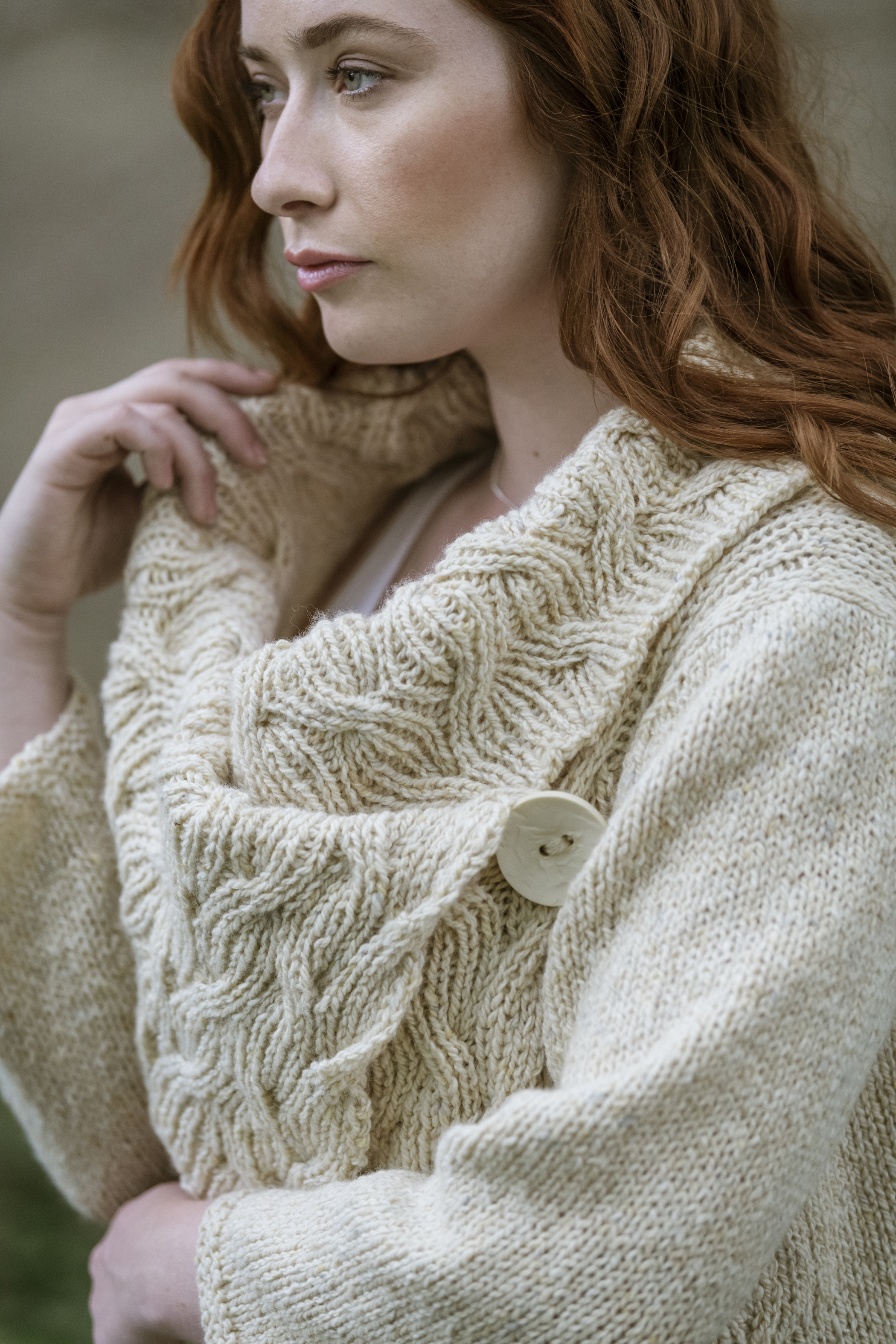 Esme Cardigan by Meghan Kelly