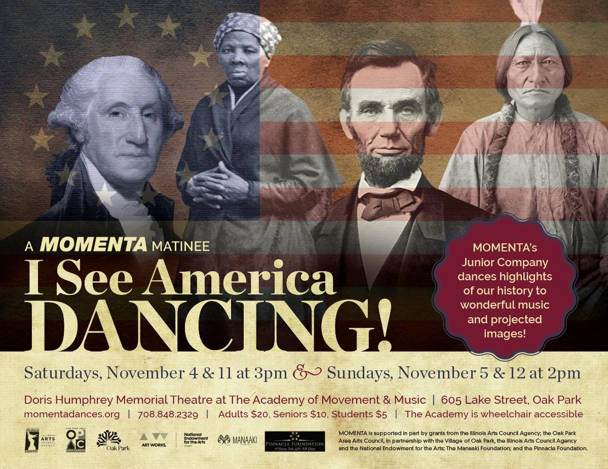 I See America Dancing (v.2)