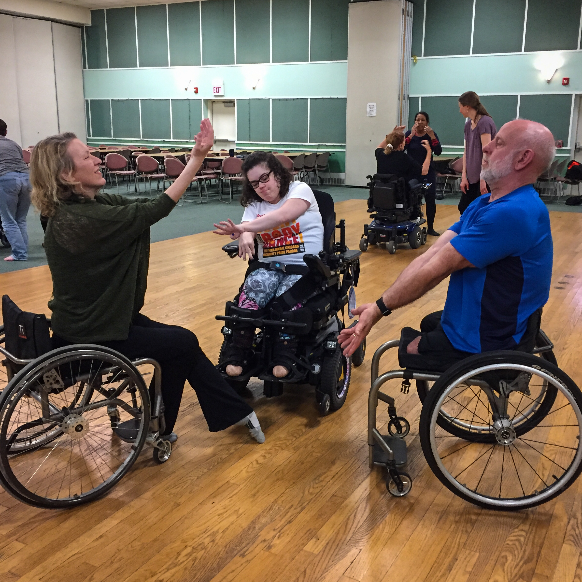 Chicago Inclusive Dance Festical 2018