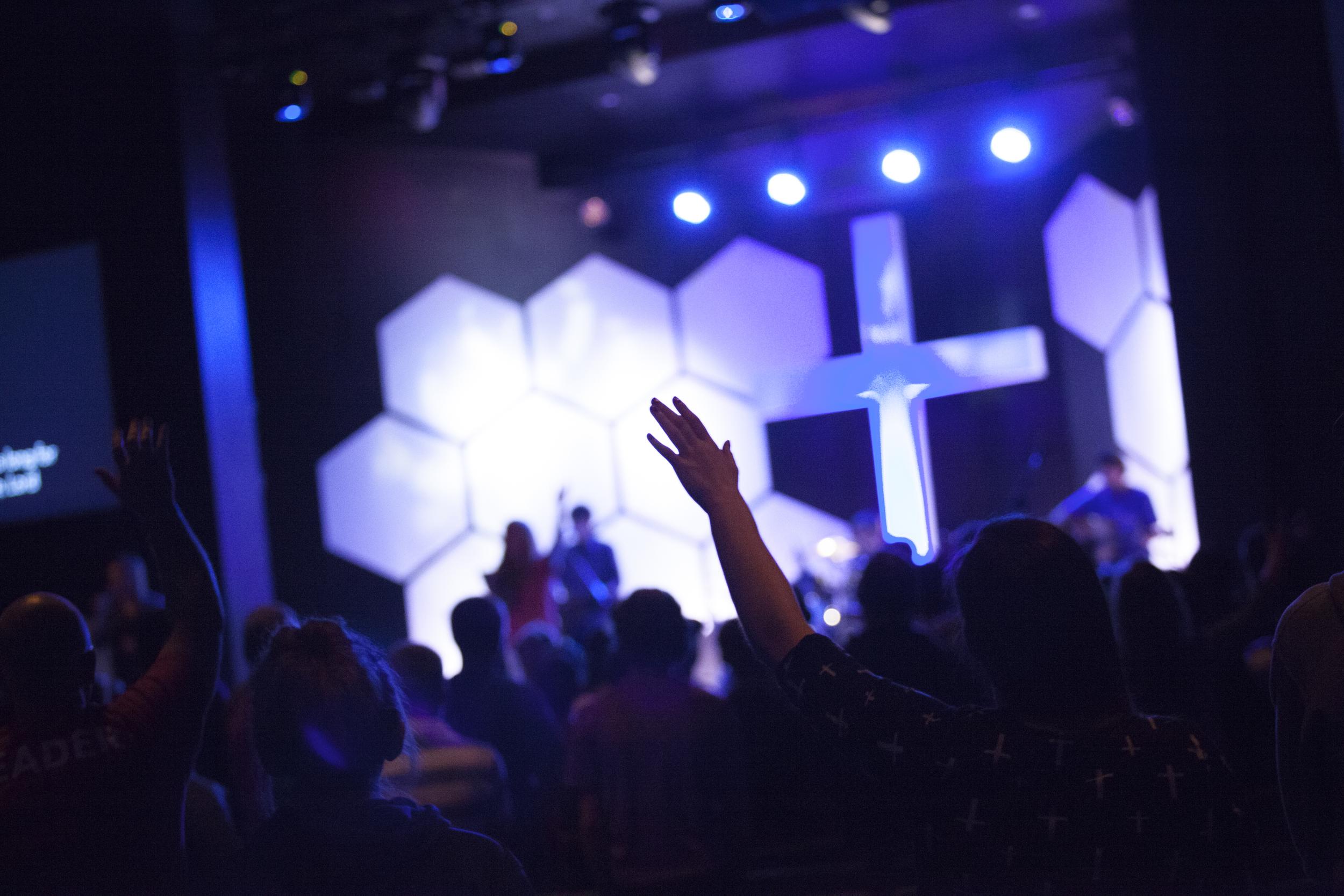 Worship   At LSCC