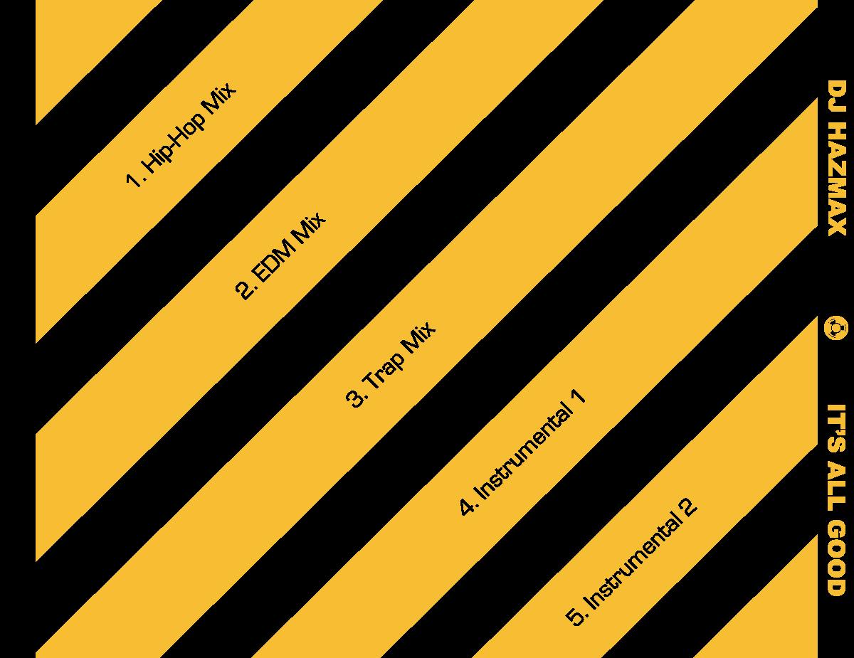 Album Art – tray back