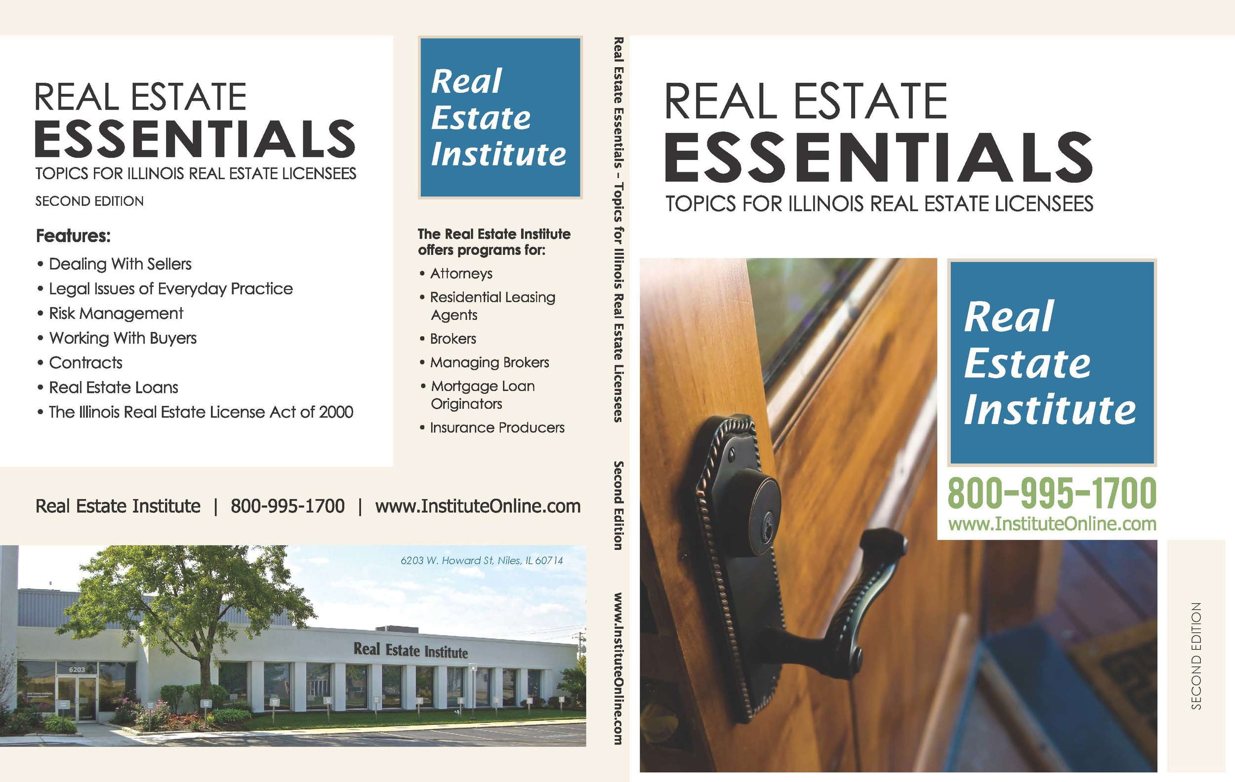 Real Estate Book Cover
