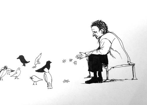 Man birds sketch_SS_BW_2014.jpg