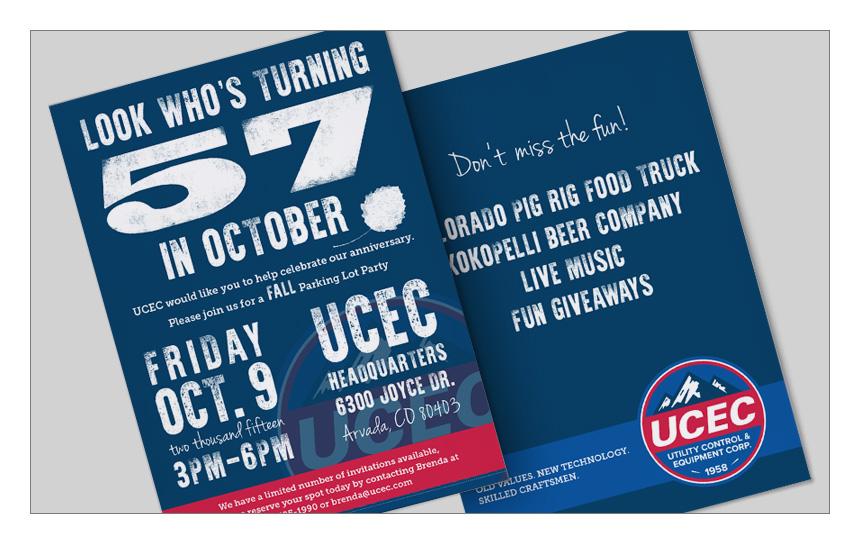 Magnetika Content Marketing Agency: UCEC Invitation