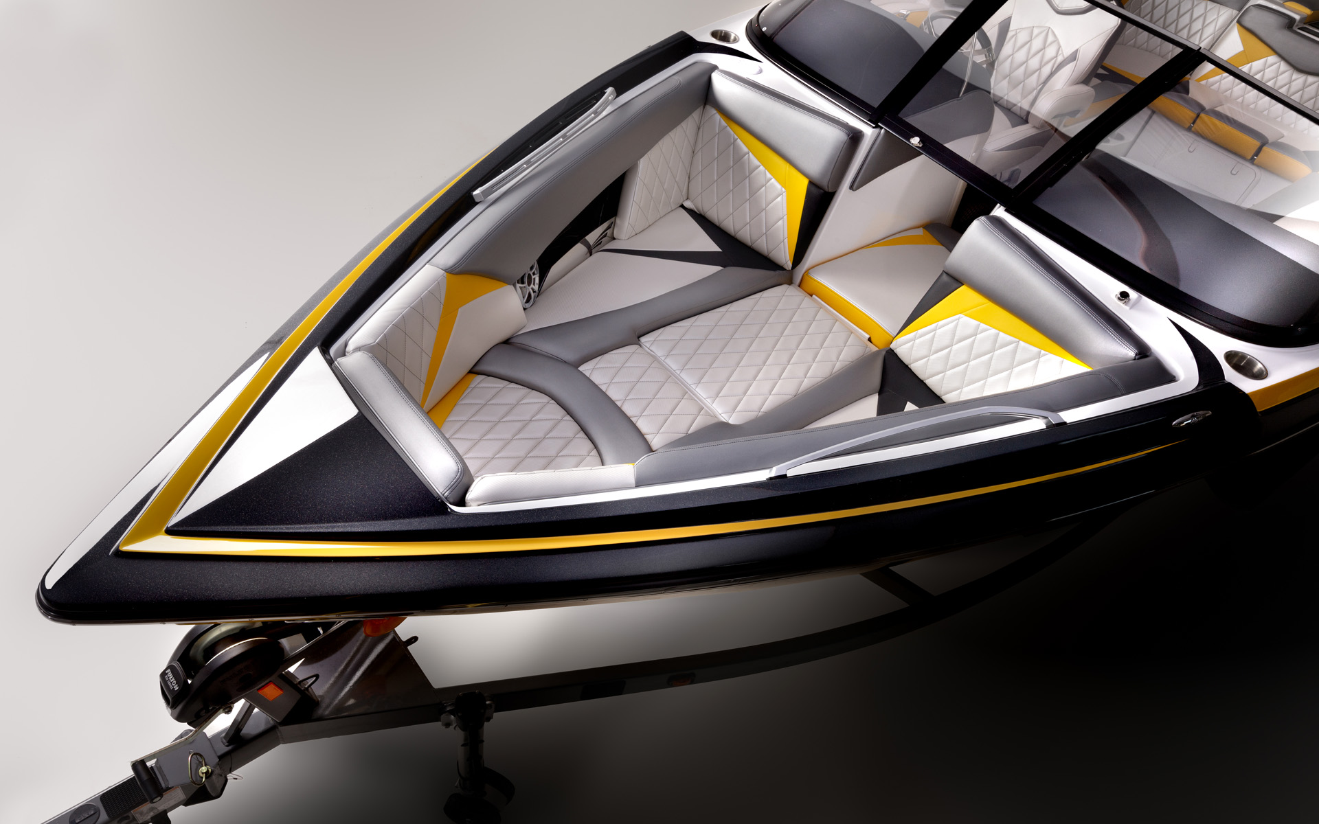 Tigé Boats Catalog Photography