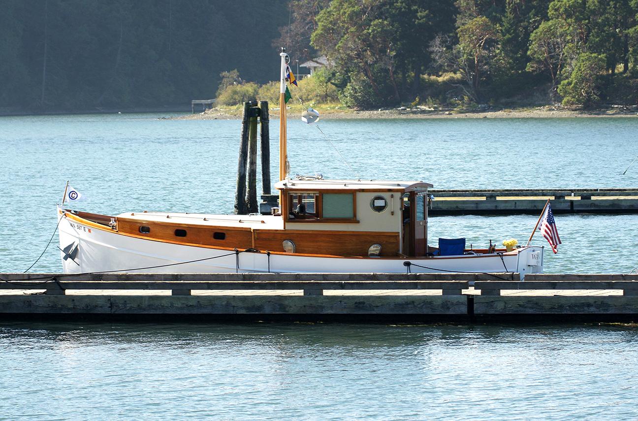 Wander, Cornet Bay
