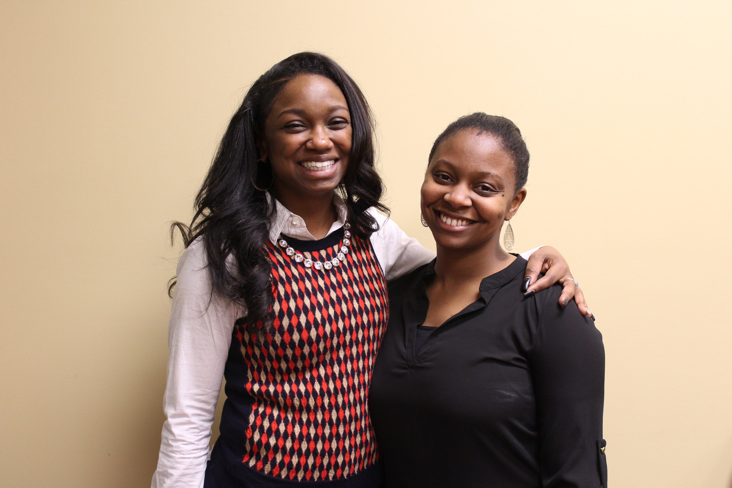 Janelle Sampson & Lauren Thomas   Host: Discerning The Voice of God   Date/Time: Wednesdays @ 6:30PM  Location: Givens Bookstore
