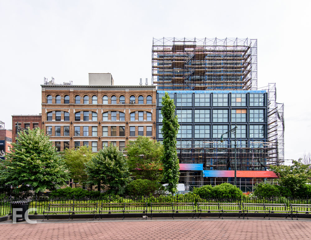 North facade from Canal Park.
