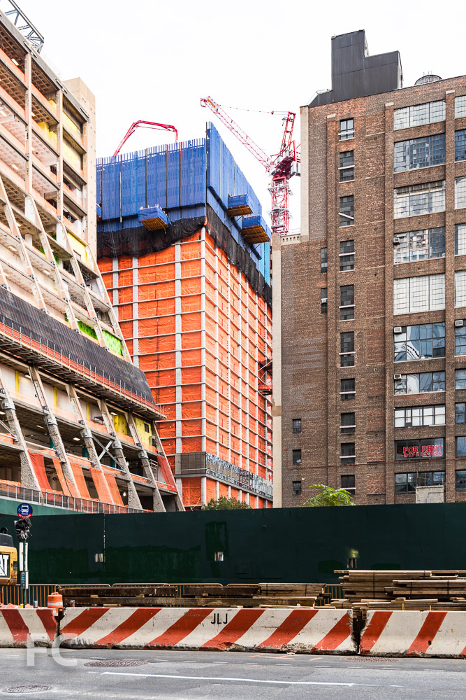 Southwest corner of 401 West 31st Street from 10th Avenue.