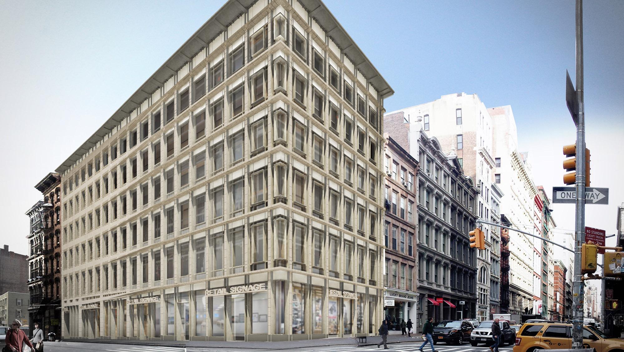 Rendering. Courtesy of BKSK Architects.