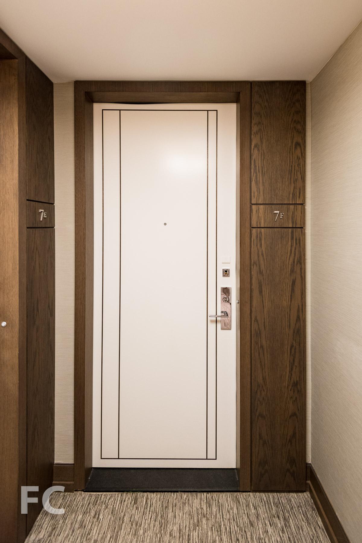 Residential entry.