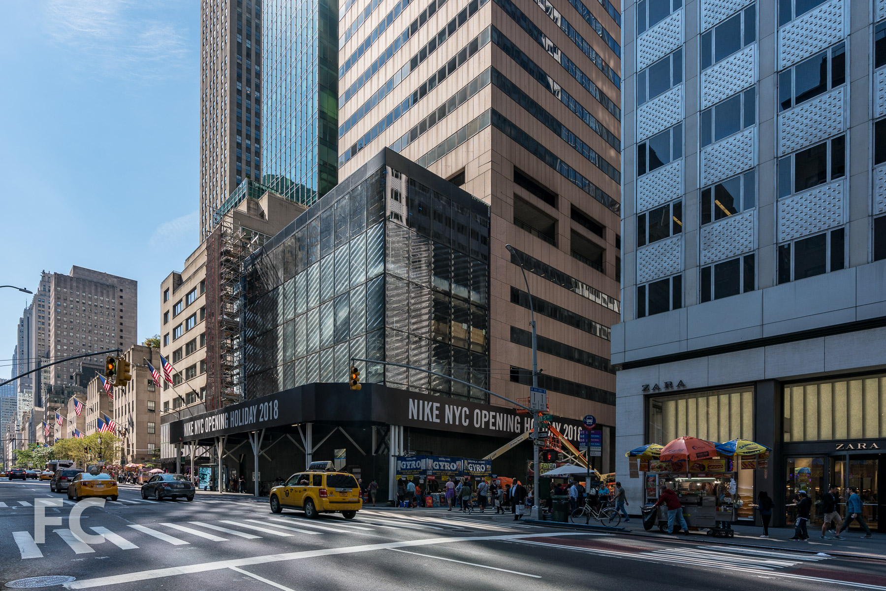 Construction Update: 650 Fifth Avenue