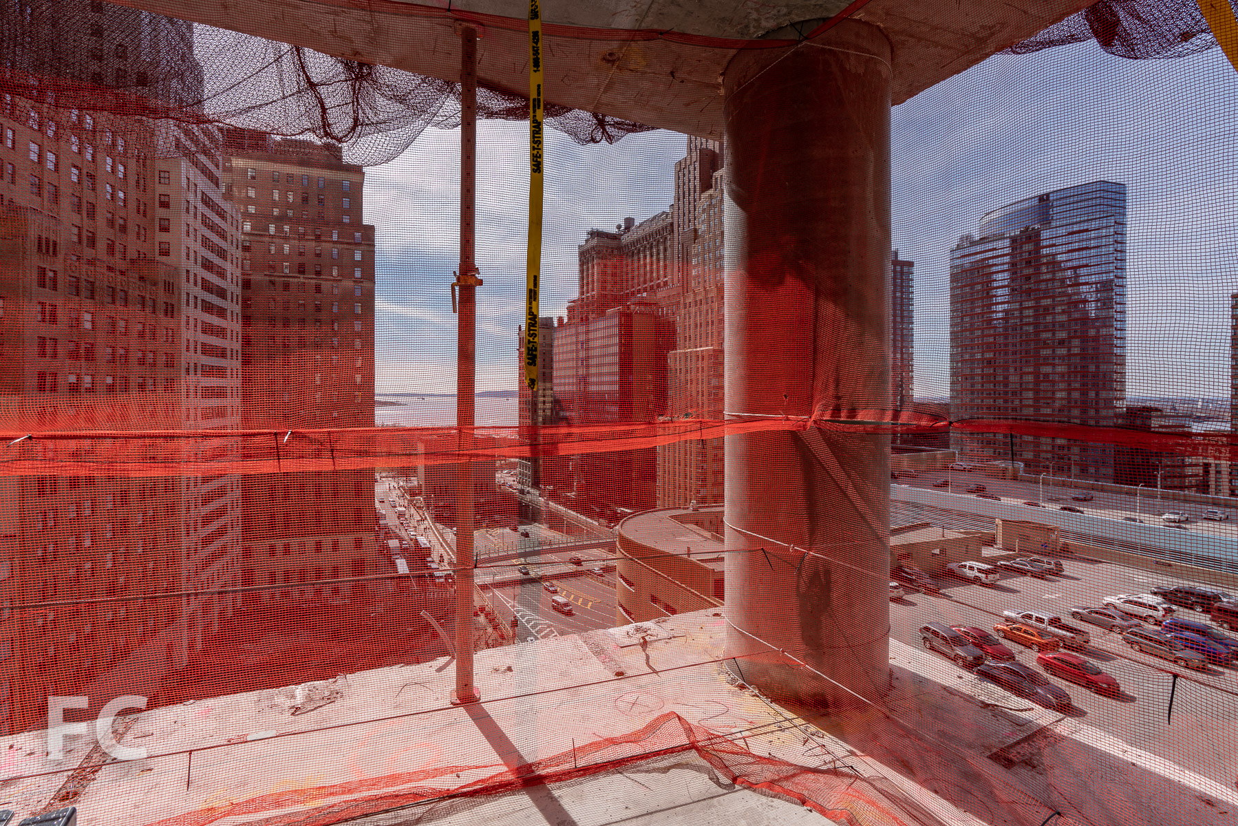 Construction Update: 77 Greenwich — FIELD CONDITION
