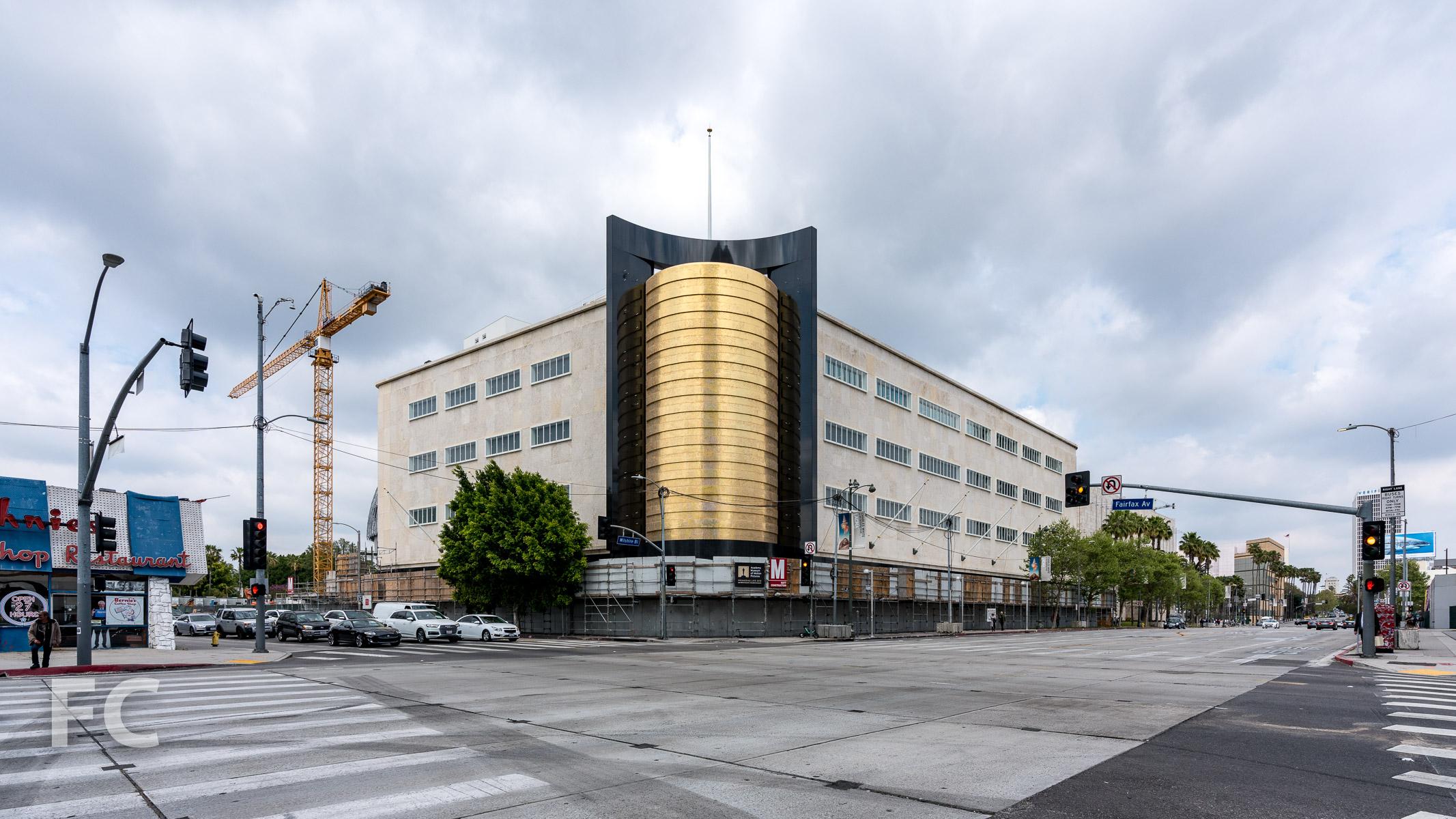 Saban Building.