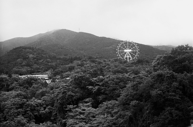 View fromHakone Ropeway Hakone,Japan